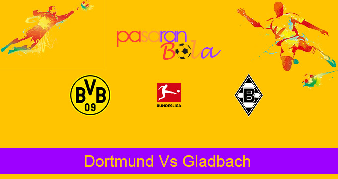 Prediksi Bola Dortmund Vs Gladbach 20 September 2020