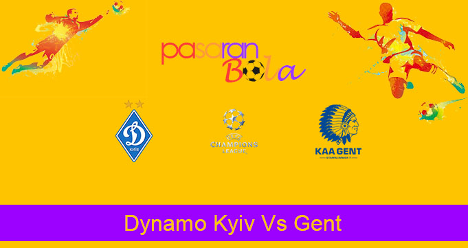 Prediksi Bola Dynamo Kyiv Vs Gent 30 September 2020