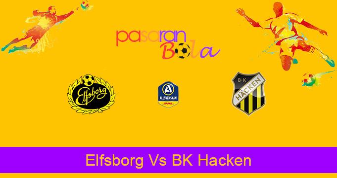 Prediksi Bola Elfsborg Vs BK Hacken 22 September 2020