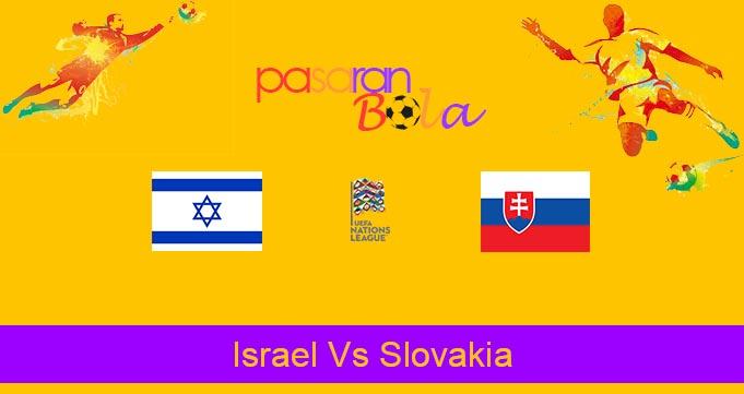 Prediksi Bola Israel Vs Slovakia 8 September 2020