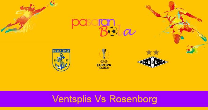 Prediksi Bola Ventsplis Vs Rosenborg 17 September 2020