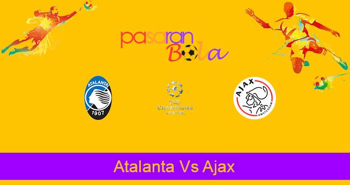 Prediksi Bola Atalanta Vs Ajax 28 Oktober 2020