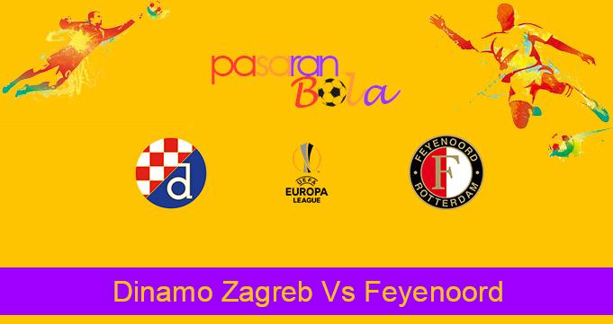 Prediksi Bola Dinamo Zagreb Vs Feyenoord 23 Oktober 2020