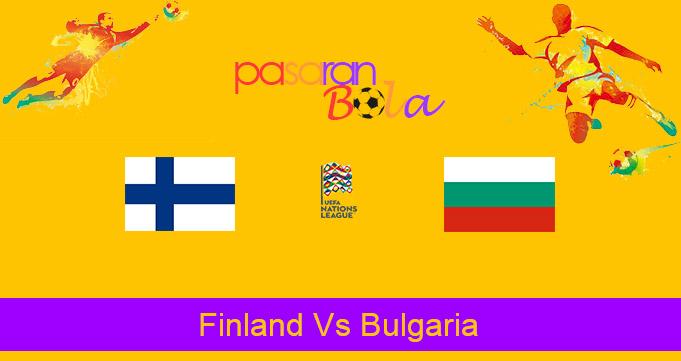 Prediksi Bola Finland Vs Bulgaria 11 Oktober 2020