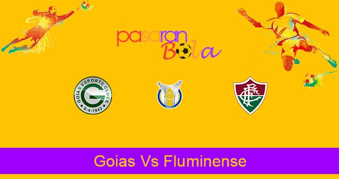 Prediksi Bola Goias Vs Fluminense 8 Oktober 2020