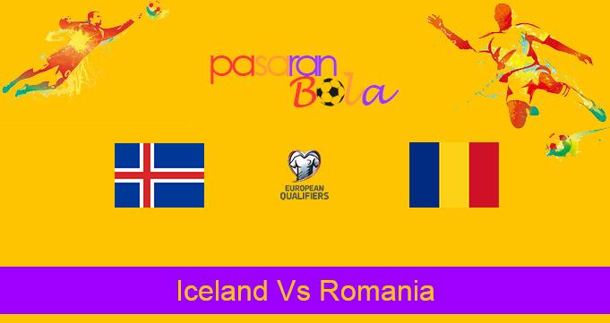 Prediksi Bola Iceland Vs Romania 9 Oktober 2020