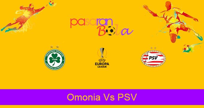 Prediksi Bola Omonia Vs PSV 30 Oktober 2020