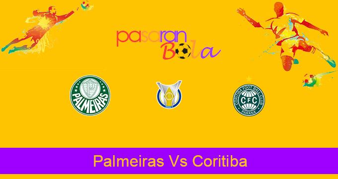 Prediksi Bola Palmeiras Vs Coritiba 15 Oktober 2020