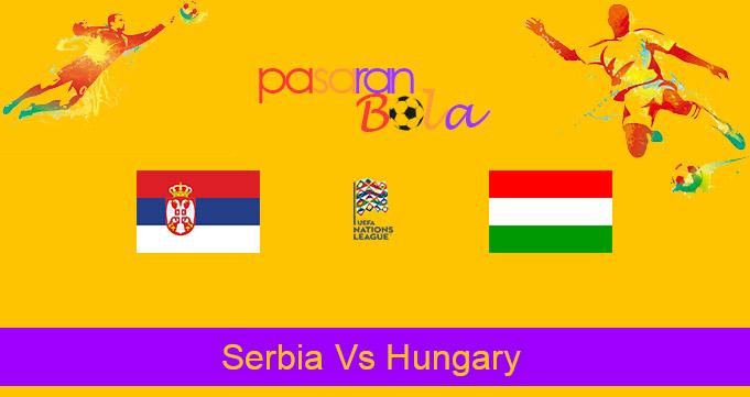 Prediksi Bola Serbia Vs Hungary 12 Oktober 2020