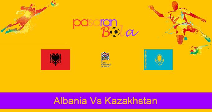 Prediksi Bola Albania Vs Kazakhstan 16 November 2020