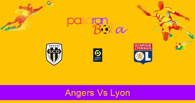 Prediksi Bola Angers Vs Lyon 22 November 2020