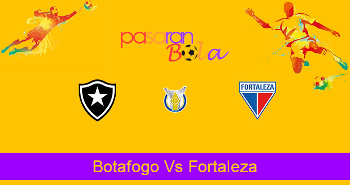 Prediksi Bola Botafogo Vs Fortaleza 23 November 2020