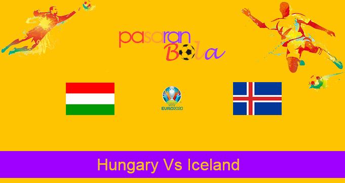 Prediksi Bola Hungary Vs Iceland 13 November 2020