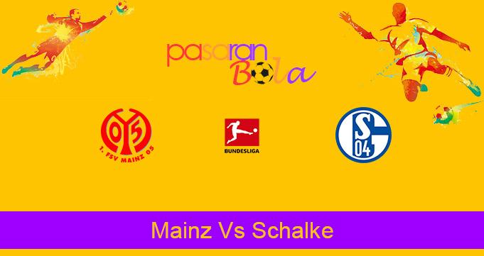 Prediksi Bola Mainz Vs Schalke 7 November 2020