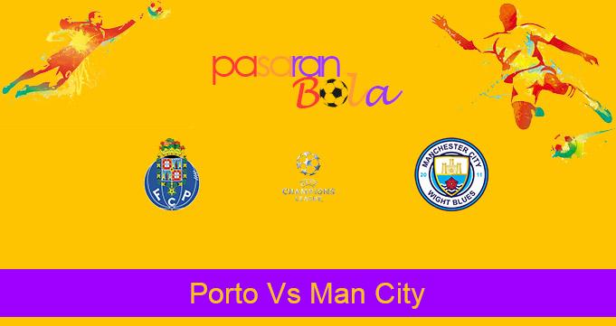 Prediksi Bola Porto Vs Man City 2 Desember 2020