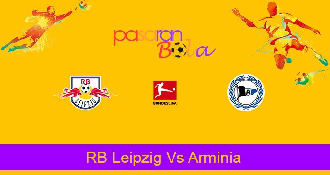 Prediksi Bola RB Leipzig Vs Arminia 28 November 2020