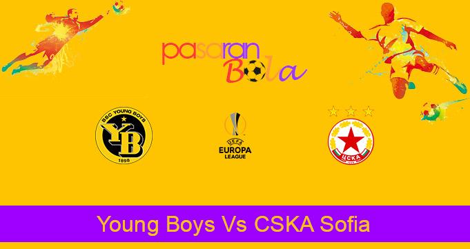 Prediksi Bola Young Boys Vs CSKA Sofia 6 November 2020