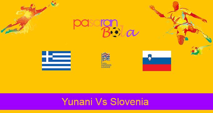 Prediksi Bola Yunani Vs Slovenia 19 November 2020