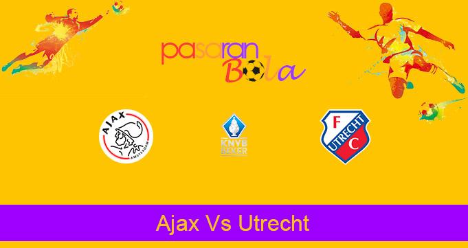 Prediksi Bola Ajax Vs Utrecht 17 Desember 2020