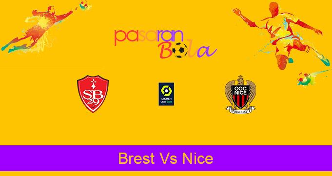 Prediksi Bola Brest Vs Nice 7 Januari 2021