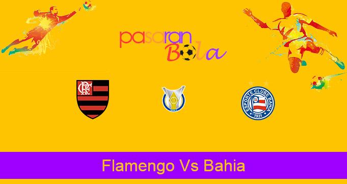 Prediksi Bola Flamengo Vs Bahia 21 Desember 2020