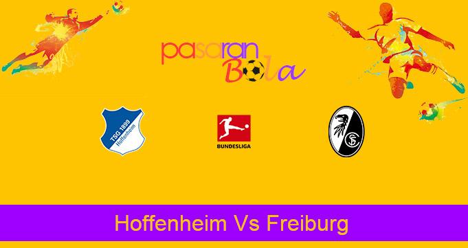 Prediksi Bola Hoffenheim Vs Freiburg 2 Januari 2020