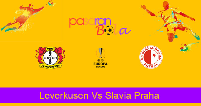 Prediksi Bola Leverkusen Vs Slavia Praha 11 Desember 2020