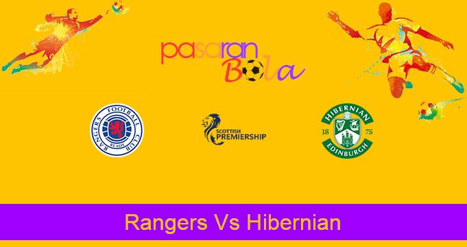 Prediksi Bola Rangers Vs Hibernian 26 Desember 2020