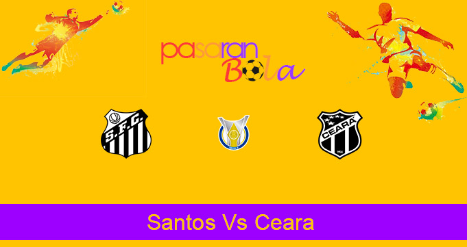 Prediksi Bola Santos Vs Ceara 28 Desember 2020