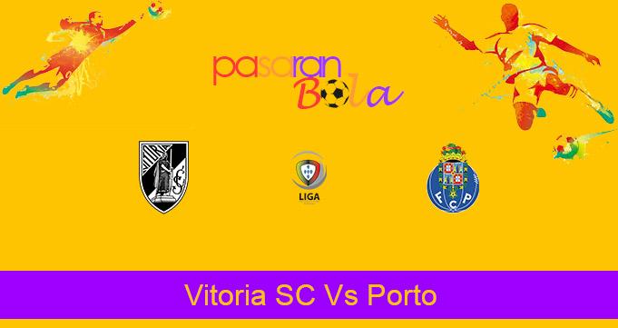 Prediksi Bola Vitoria SC Vs Porto 30 Desember 2020