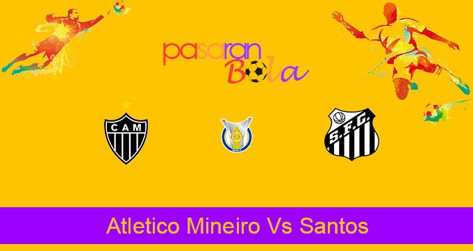 Prediksi Bola Atletico Mineiro Vs Santos 27 Januari 2021