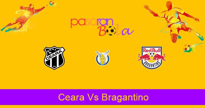 Prediksi Bola Ceara Vs Bragantino 18 Januari 2021