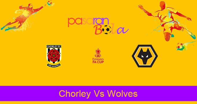 Prediksi Bola Chorley Vs Wolves 23 Januari 2021