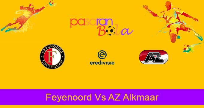 Prediksi Bola Feyenoord Vs AZ Alkmaar 24 Januari 2021