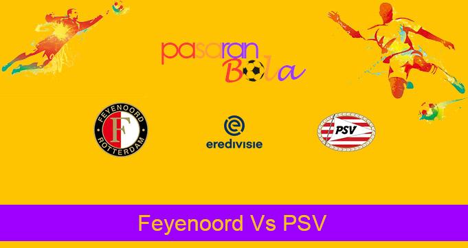 Prediksi Bola Feyenoord Vs PSV 31 Januari 2021