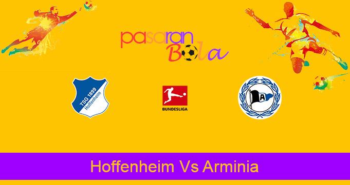 Prediksi Bola Hoffenheim Vs Arminia 16 Januari 2021