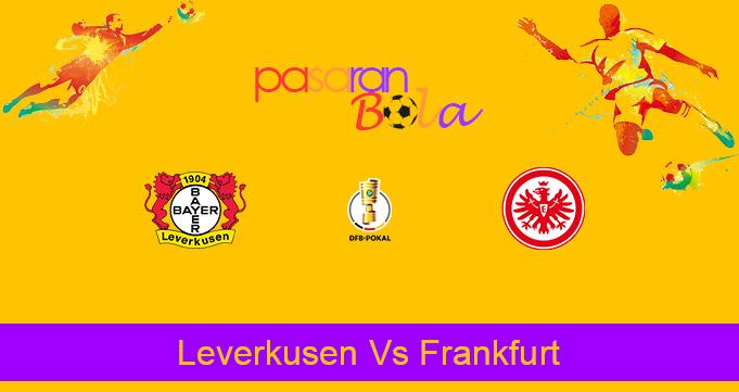 Prediksi Bola Leverkusen Vs Frankfurt 13 Januari 2021