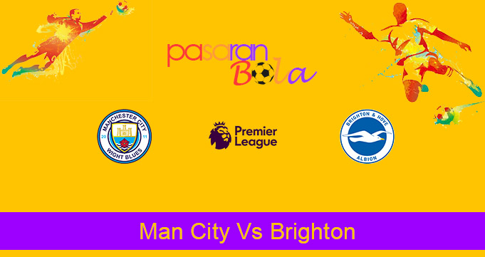 Prediksi Bola Man City Vs Brighton 14 Januari 2021