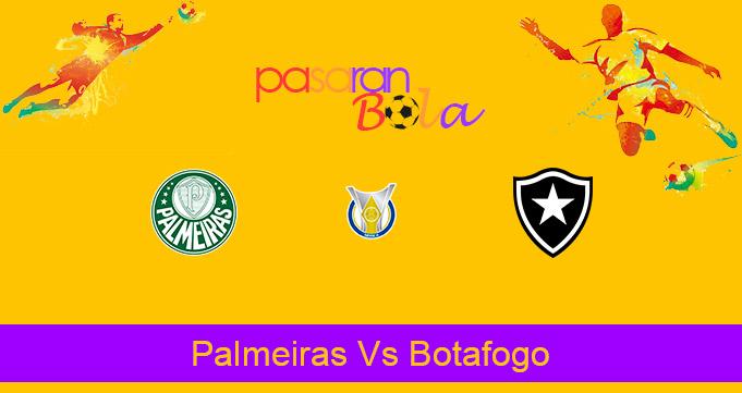 Prediksi Bola Palmeiras Vs Botafogo 3 Februari 2021