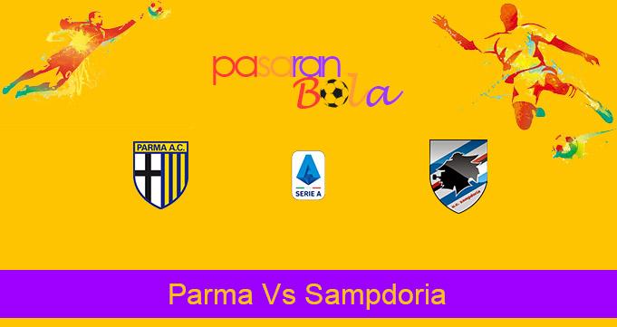 Prediksi Bola Parma Vs Sampdoria 25 Januari 2021