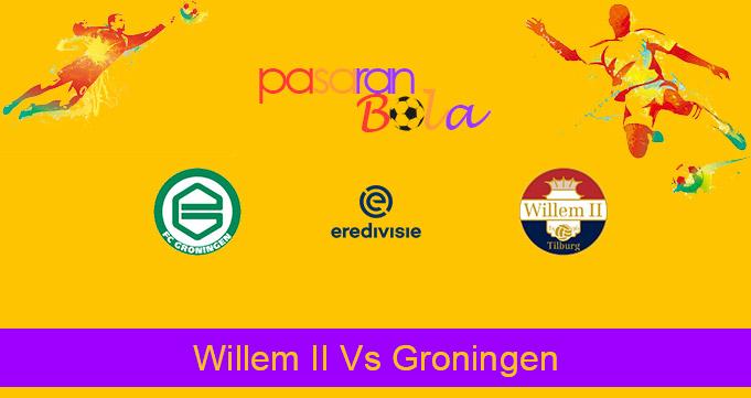 Prediksi Bola Willem II Vs Groningen 15 Januari 2021