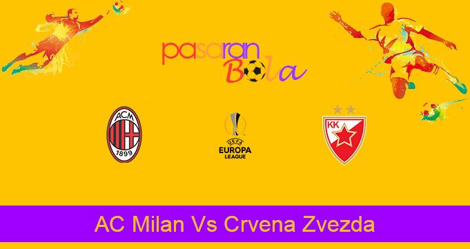 Prediksi Bola AC Milan Vs Crvena Zvezda 26 Februari 2021
