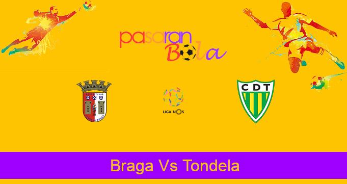 Prediksi Bola Braga Vs Tondela 22 Februari 2021