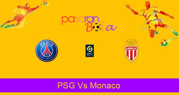Prediksi Bola PSG Vs Monaco 22 Februari 2021