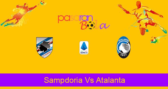 Prediksi Bola Sampdoria Vs Atalanta 28 Februari 2021