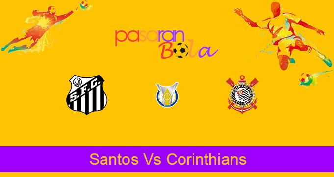 Prediksi Bola Santos Vs Corinthians 18 Februari 2021