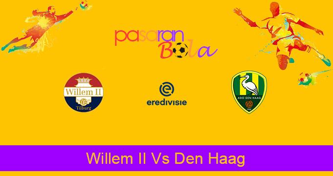 Prediksi Bola Willem II Vs Den Haag 24 Februari 2021