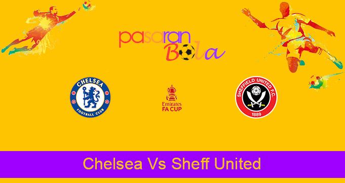 Prediksi Bola Chelsea Vs Sheff United 21 Maret 2021