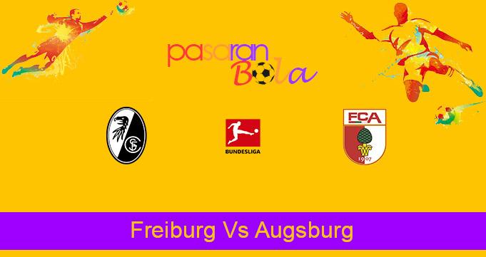 Prediksi Bola Freiburg Vs Augsburg 22 Maret 2021