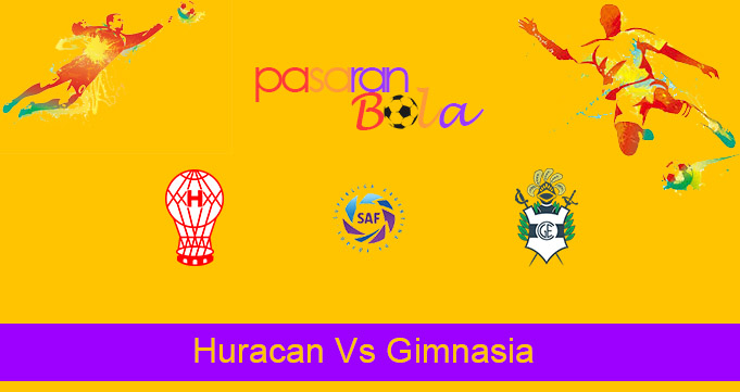 Prediksi Bola Huracan Vs Gimnasia 30 Maret 2021